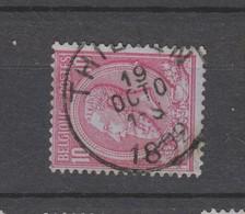 COB 46 Oblitération Centrale THIELEN - 1884-1891 Léopold II