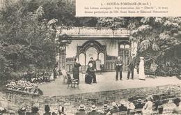 """Doué La Fontaine (Maine Et Loire) - Les Arènes Antiques - Représentation Des """"Oberlés"""" - Théâtre - Acteurs - Doue La Fontaine"""