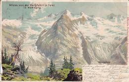 AK Waxeggkees - Gruss Von Der Bergfahrt In Tirol In Hamburg - Hamburg Nach Brasilien 1900 (49938) - Zillertal