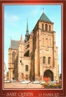 CPM 02 (Aisne) Saint-Quentin - La Basilique TBE - Saint Quentin