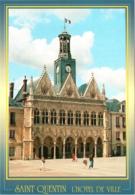 CPM 02 (Aisne) Saint-Quentin - L'Hôtel-de-Ville TBE - Saint Quentin