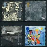 GROSSBRITANNIEN 1999 Nr 1827-1830 Gestempelt X871212 - 1952-.... (Elizabeth II)