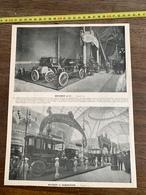 1903 GA AUTOMOBILES BROUHOT ET CIE ROCHET ET SCHNEIDER PERROT PIPE BRUXELLES - Collections