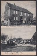 AK Egestorf-Bakede Gasthof Zum Bahnhof Dorfstrasse 1924 Münder  (26725 - Non Classés