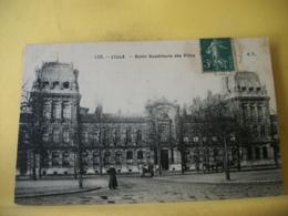 59 7400 CPA 1907 - AUTRE VUE DIFFERENTE N° 2 - 59 LILLE. ECOLE SUPERIEURE DE FILLES - ANIMATION. - Lille