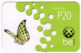 BOTSWANA RECHARGE BE MOBILE P20 - Botswana