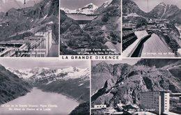 Barrage De La Grande Dixence En Construction VS (3892) - VS Valais