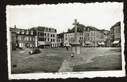 Arlon - Grand'Place - Circulée En 1948 - Edit. A. Dohmen - 2 Scans - Arlon