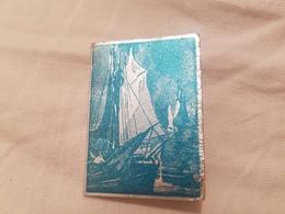 Petit Almanach 1947 Calendrier Illustre Beteau Marine - Calendriers