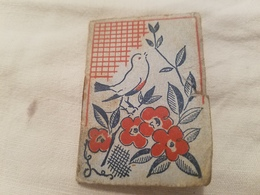 Petit Almanach 1945 Calendrier Illustre Oiseau - Calendriers