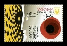 Ukraine 2020 Mih. 1858 75th Anniversary Of The End Of World War II MNH ** - Ukraine