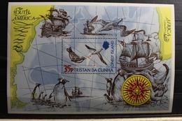 Tristan Da Cunha Block 2 Mit 195 ** Postfrisch #RY520 - Tristan Da Cunha
