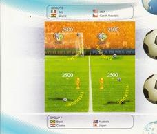 Indonesia 2006, World Cup, Self-Adhesive, Set Of 4v, MNH** - 2006 – Alemania