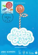 30W: CM,Carte Maximum Card, Taiwan Lollipop Sweet,candy,maxicard,MC - Food