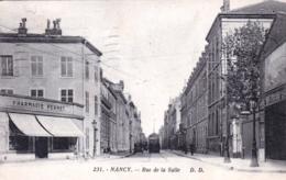 54 - Meurthe Et Moselle -  NANCY  - Rue De La Salle - Pharmacie Pernet ( Tramway ) - Nancy