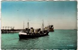 5HPS 731 BOULOGNE SUR MER - LA SORTIE DU PORT - Boulogne Sur Mer