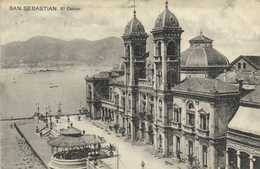 SAN SEBASTIAN  El Casino RV Beau Timbre 2 - Guipúzcoa (San Sebastián)