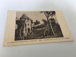 AF - 6 - Le Strasbourg Disparu - La Porte Nationale Vue Du Rempart 1867 - Strasbourg