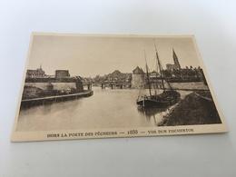 AF - 6 - Le Strasbourg Disparu - Hors La Porte Des Pêcheurs 1858 - Strasbourg