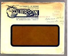 31785 - De CALBERSON - EMA (Empreintes Machines à Affranchir)