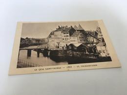 AF - 6 - Le Strasbourg Disparu - Quai Saint-Thomas 1863 - Strasbourg