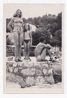 PHOTO De Famille 06 CAP FERRAT Plage Passable 22 Juin 1947 - Saint-Jean-Cap-Ferrat