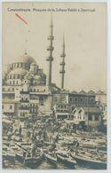 221 Constantinople. Eisenbahnbau-Sonderkompagnie Nr.5, Feldpost 1917 Türkei. - 1914-18