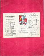 GUERRE  1914   -  Correspondance Des Armées De La République - Du Soldat GARET Du 59 Infanterie Du 11/10/14 - 100520 - - Guerre 1914-18
