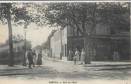 94, CRETEIL, Rue De Pékin, Animations, Scan Recto-Verso - Creteil