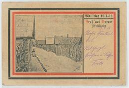 234 Barow  Armierungs Bataillon 55. 3.Kompagnie 1916 Rußland Feldpost - 1914-18