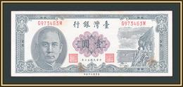 Taiwan (China) 1 Dollar 1961 P-1971 A-UNC - Taiwan