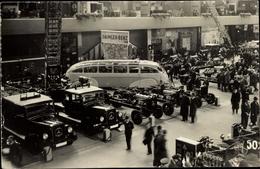 Photo Cp Berlin, Automobilausstellung, Daimler Benz, Autobus - Cartes Postales