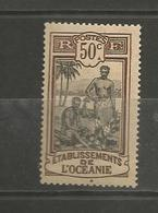33   Tahitiens  Ch      (clasyveroug29) - Unused Stamps