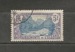 37  Vallée De FATAOUA  1 Dent Juste      (clasyveroug29) - Unused Stamps