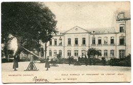 CPA - Carte Postale - Belgique - Brugelette - Ecole Normale Et Pensionnat De L'Enfant Jésus (D12387) - Brugelette