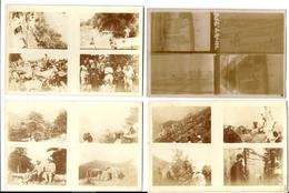 GRADOBOR ( Pentalofos ) Et Les Environs Macedonia - War 1917 - 20 Old Photocards (80 Clichés) - Macedonia