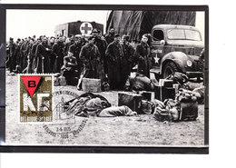 1768 30éme Anniversaire De La Libération Des Camps - Maximum Cards