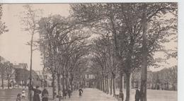 OISE - 21 - MERU - La Place Du Jeu De Paume  ( - Ecrite En 1917 ) - Meru