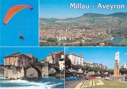 12 - Millau - Multivues - Millau