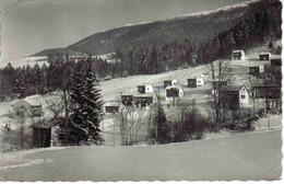Suisse Fribourg Montsoflo La Roche Et La Berra 1725 M En 1959 VOIR DOS Tampon De Fribourg Gare S. Glasson Phot Bulle - FR Fribourg