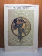 Alfons Mucha - His Posters - Set Of 15 Posters - 1980 -  30 X 21 Cm - Books, Magazines, Comics