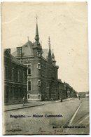CPA - Carte Postale - Belgique - Brugelette - Maison Communale - 1902 (D12392) - Brugelette