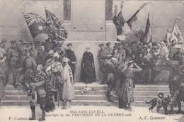 Panthéon De La Guerre Miss Edith Cavell - Guerre 1914-18