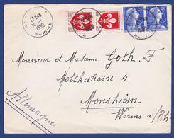 Brief (aa1064) - France