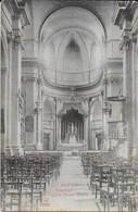 Autun - Eglise Notre Dame : Intérieur - Carte Datée Au 20 Septembre 1915 - Autun