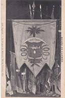 Le Drapeau De Bebanzin Roi Du Dahomey 1892 - Militaria