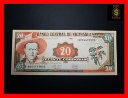 NICARAGUA 20 Cordobas 1995  P. 182  UNC - Nicaragua