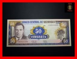 NICARAGUA 50 Cordobas 1995  P. 183  UNC - Nicaragua