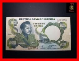 NIGERIA 20 Naira  2002 P. 26 G  UNC - Nigeria