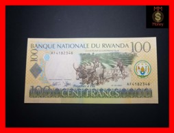 RWANDA 100 Francs 1.5.2003  P. 29 A  UNC - Rwanda